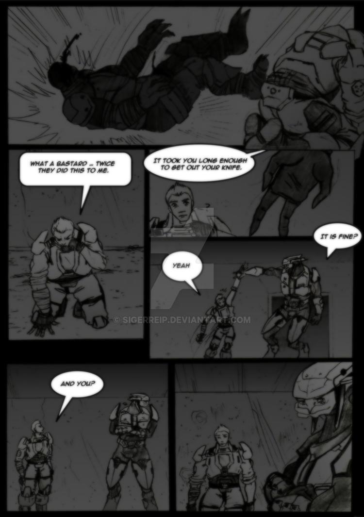 Halo Union Episode 3 Page 66 by seg0lene