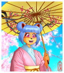 [CB] Kimono Megumi
