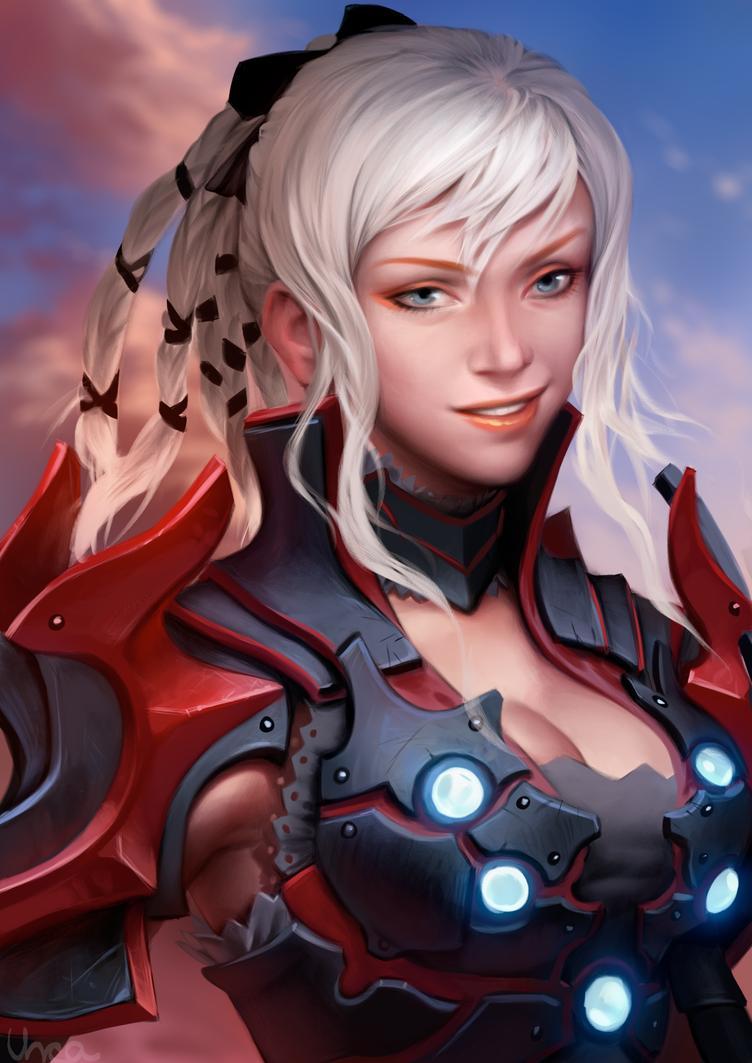 Aranea Highwind - Final Fantasy XV by NatashaKashkina