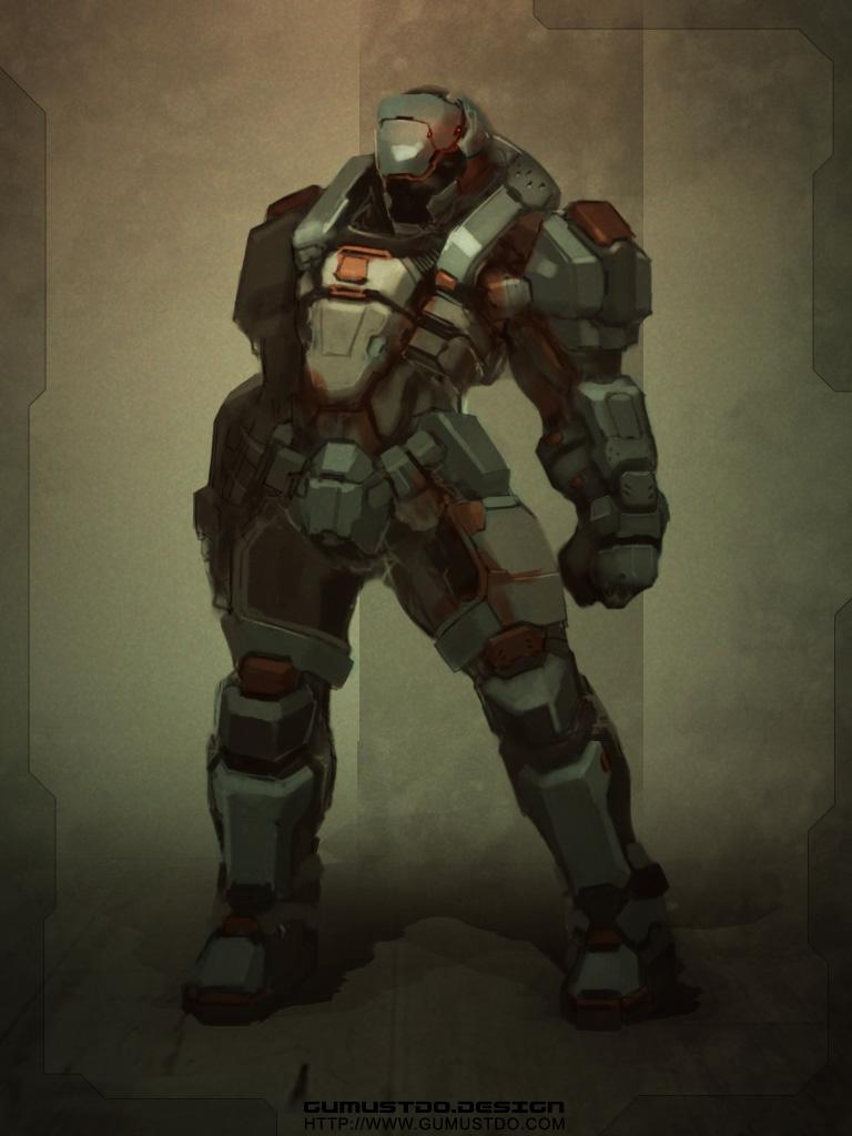 Military Armor ... Future Battle Helmet