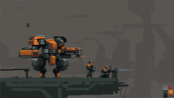 Orange Squad! by gumustdo