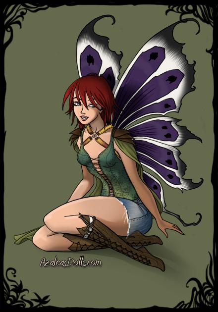 Fairy Raylinn by animerunaway