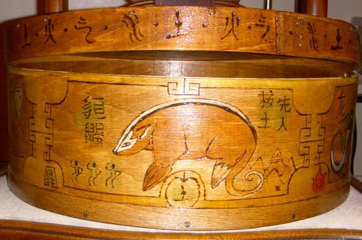 Pai Sho Table: Earth