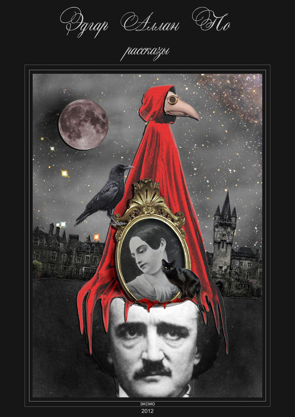 Edgar Allan Poe, Mask of the Red Death by RedSelena on DeviantArt