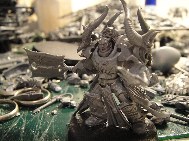 Chaos Lord by AssberryFaggot