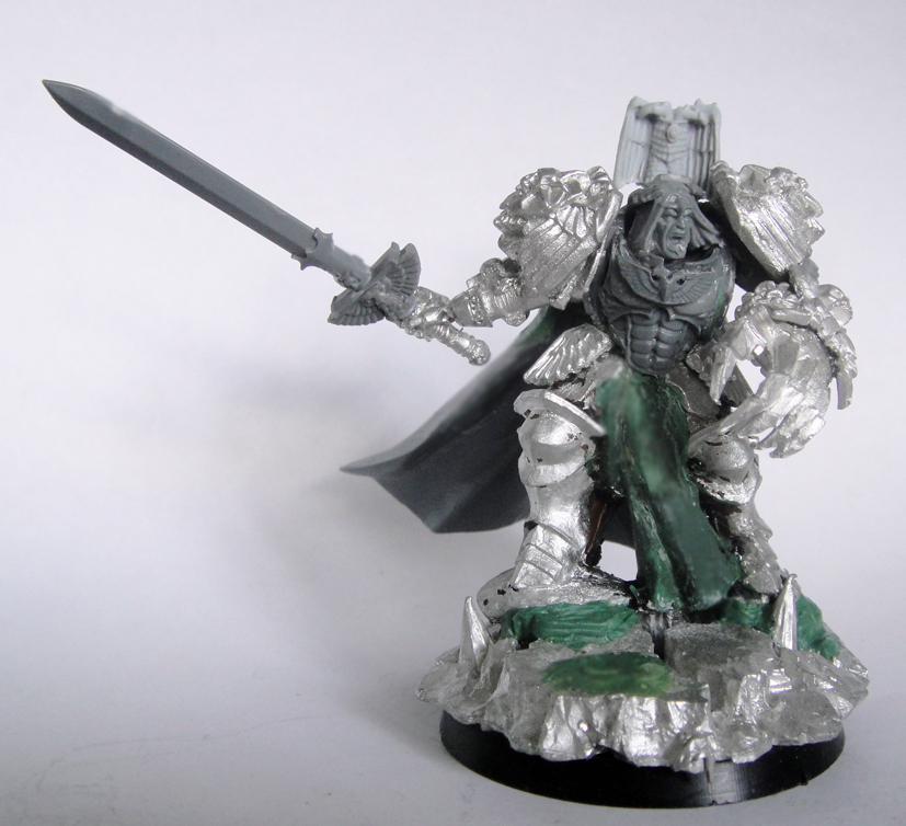The God Emperor MK6 by AssberryFaggot