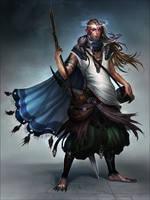 Concept: Shepherd Dragon by SineAlas