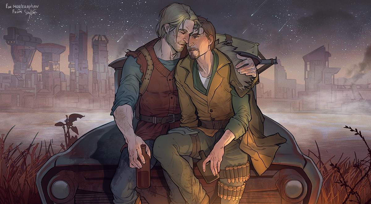 gay relationship fallout 4