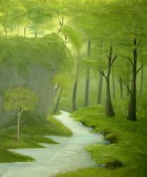 Stillness by MJToews