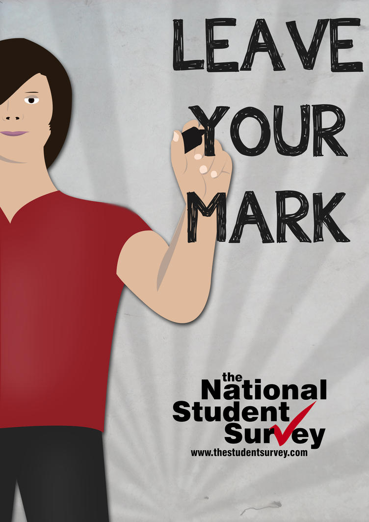 National Student Survey Poster 3 by Clivery on DeviantArt – Student Survey