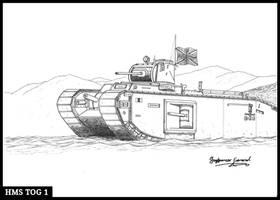 Heavy Tank TOG 1