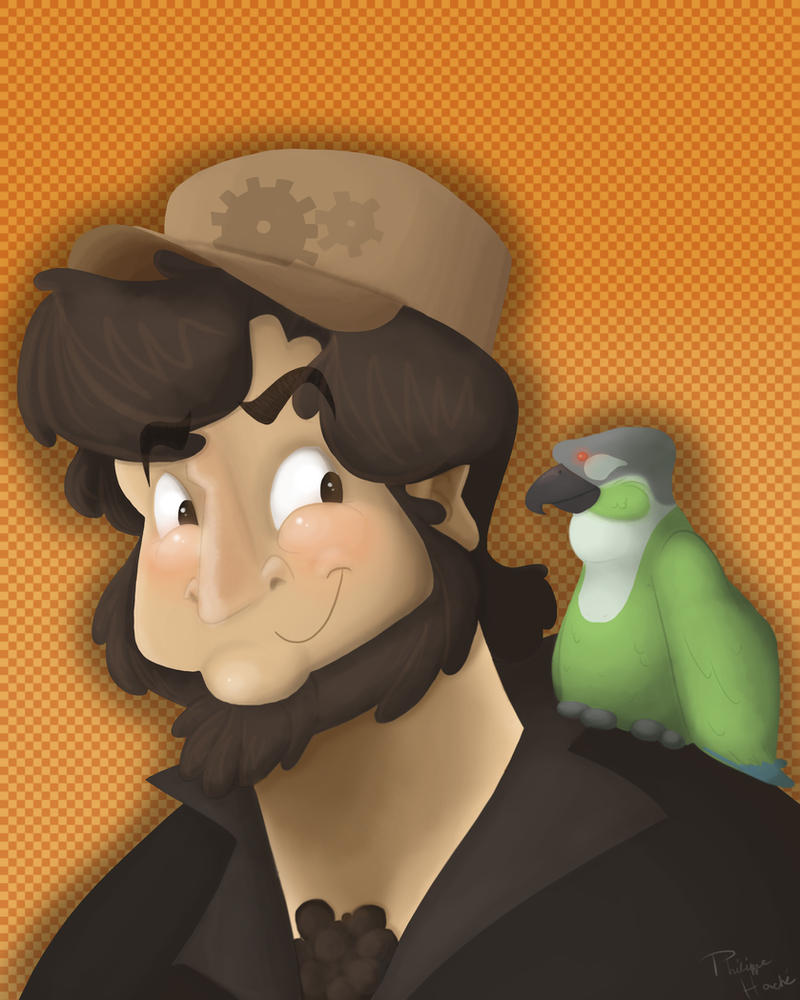 Jon Tron Jafari by Phil-SH