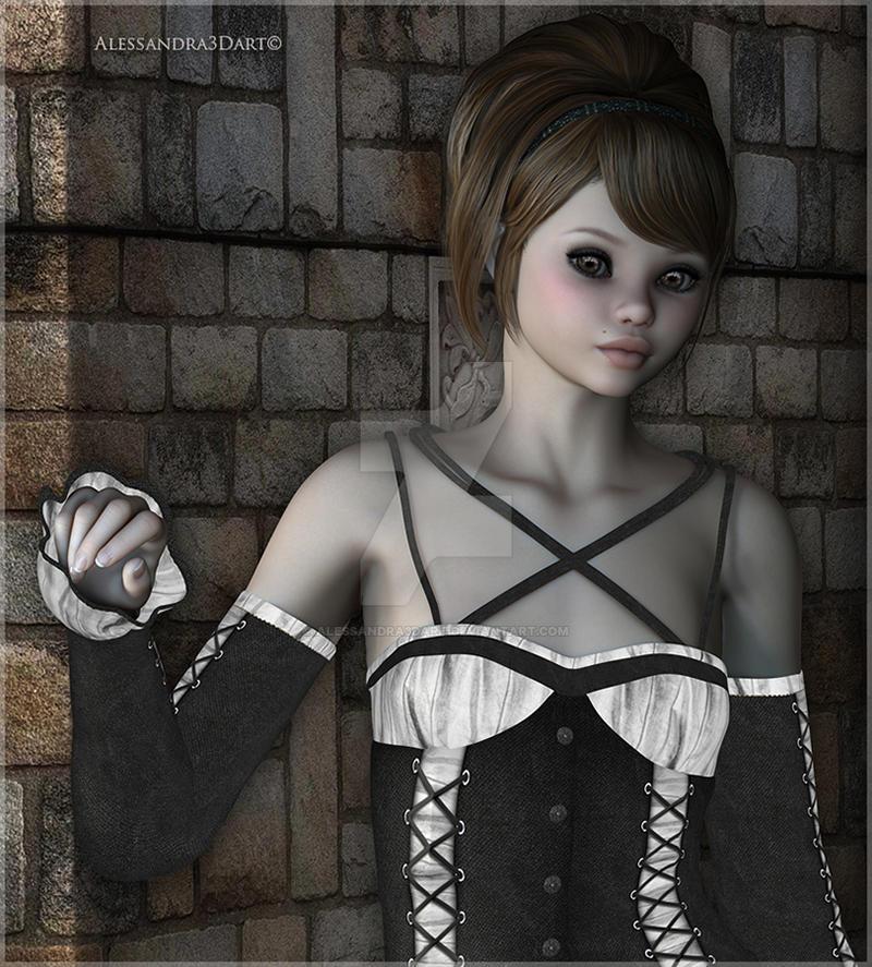 Soft by Alessandra3DArt