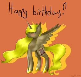 Happy birthday Yugilover1!!!