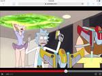 Rick and Morty Jessica's Panties