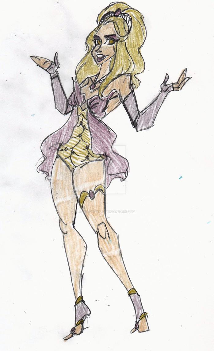 Selina Enchantix by prince-benjy