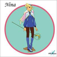 Lovely Nina by Light-Archangel