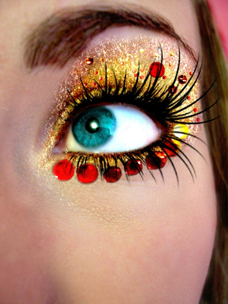 Eye Makeup Youtube: Music Festival Makeup, Festival