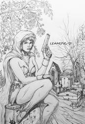 Ghost02E by leandro-sf