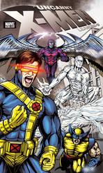 X-Men NUKE by leandro-sf