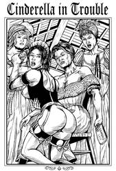 XXX Cinderella in Trouble by leandro-sf