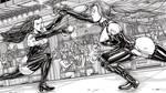 Vixens Fighting Club