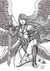 Commission Angel Transformation 05 of 05
