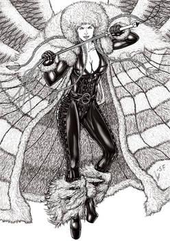 Commission Angel of Bondage