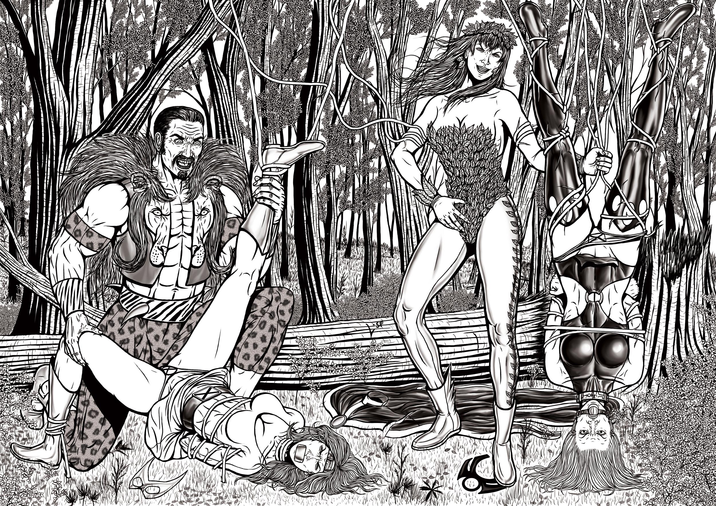 Sexy girls feeding the milk in porns