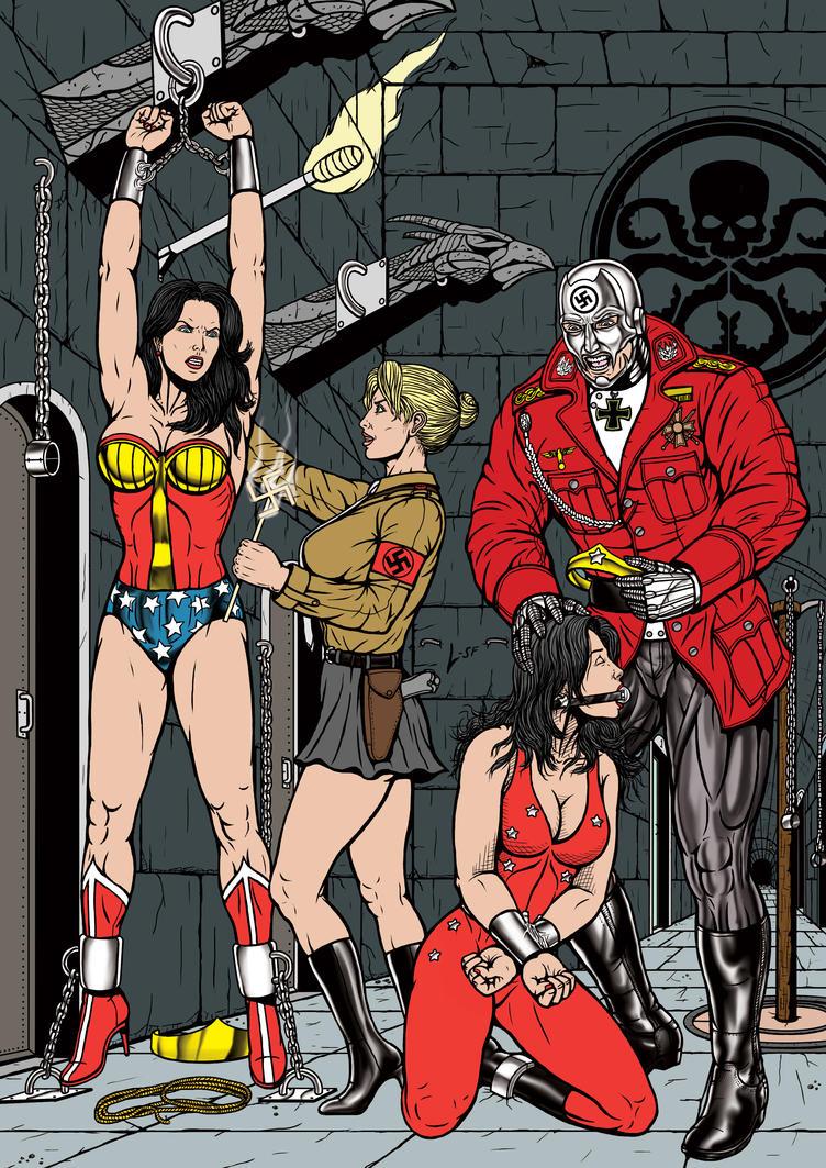 Wonder woman leandro comics-4084