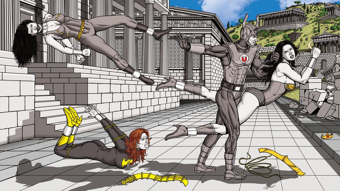 Polaris's Rage-Censured by leandro-sf