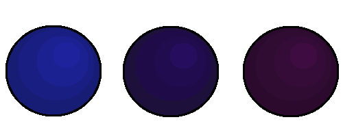i made some spheres by Ryethesuicune50