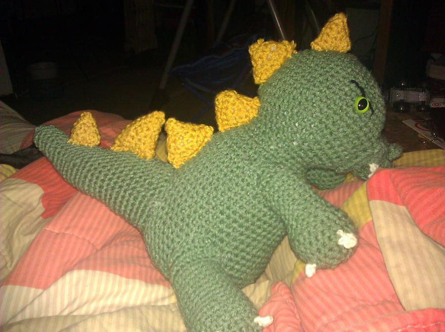 Godzilla by 16bitmick