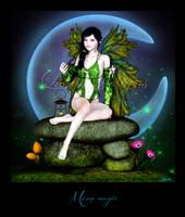Moon magic by Loveit