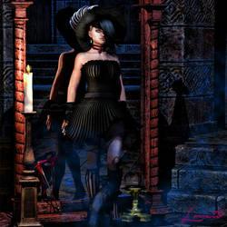 Little witch by Loveit