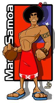 Ty's Samoan dude