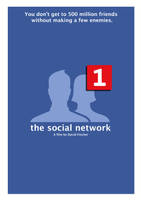 The Social Network Poster by AKADoom