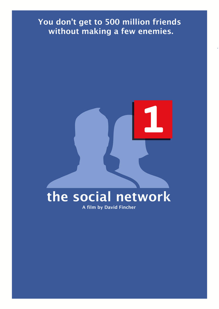 The Social Network Poster by AKADoom on DeviantArt