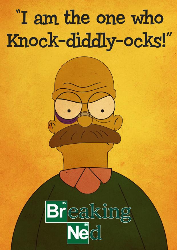 Breaking Ned 3 by AKADoom