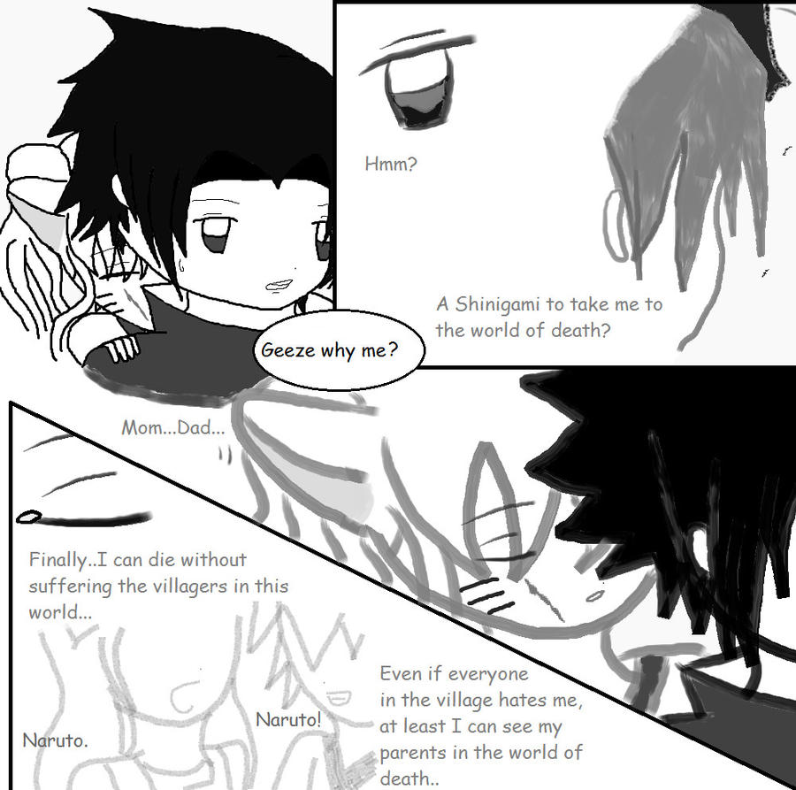 SasukexNaruko Doujinshi Pg 4 by FantasyGirl105