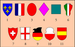 Shape of a Coat of Arms