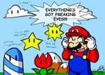 Everyrthing Has Freaking Eyes