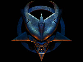 Doom 64 Evil Large 3DS Max Render PS Edit by s13n1
