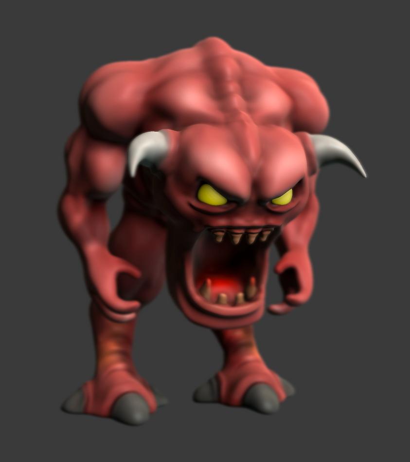 Pinky demon hardcore photos