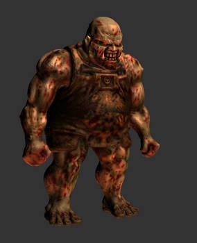 Quake 1 Ogre HD 3D Remake MudBox Work In Progress