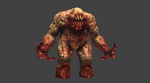 Quake 1 Shambler HD Remake MudBox Work In Progress