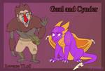 Reverse TloS - Gaul and Cynder