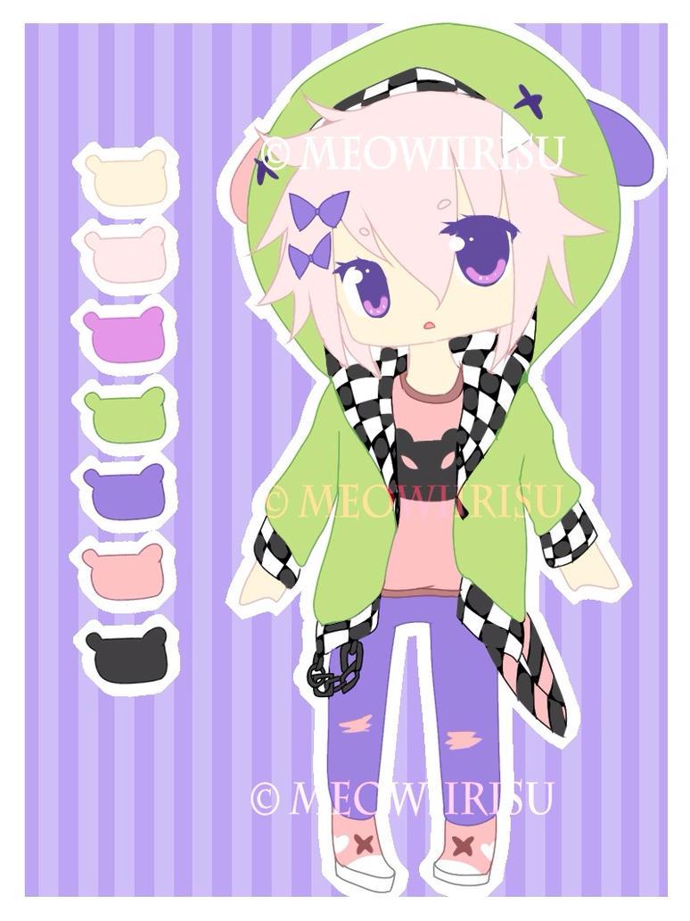 Ace: NEW MAIN OC //omg she's kawaii by minnco