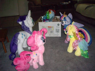 Pinkie Pie's Arrival