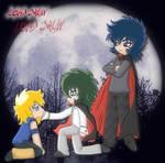 Ikki, Shun and Hyoga _Vampiros